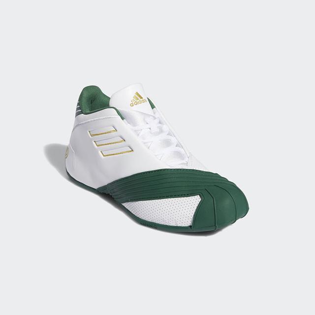 """詹姆斯高中战靴!adidas TMAC 1""""SVSM""""配色即将复刻"""