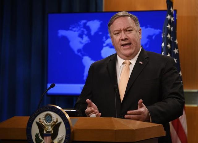 转载:美政府声明疫情结束后找中国算账